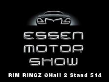 Essen motor show rim ringz